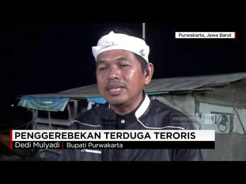 Bupati Purwakarta, Dedi Mulyadi Tuturkan Penyebab Kemunculan Teroris Di Wilayahnya