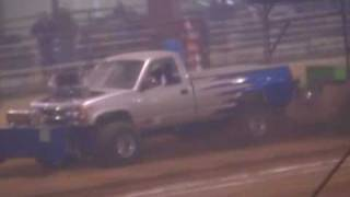6,200lb MOD FWD TRUCK CLASS (650 CID) HOOISER INVITATIONAL 2009 QUALIFICATIONS