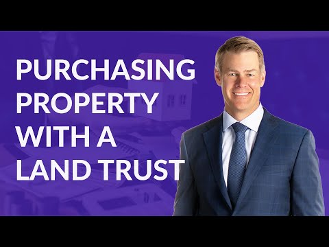 Purchasing Property With