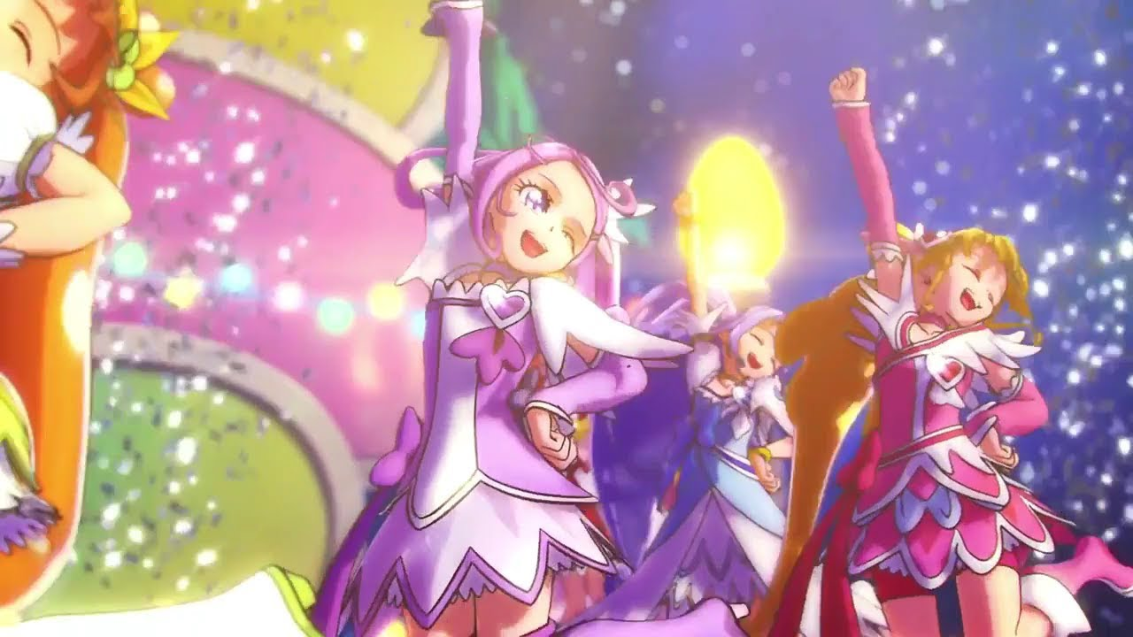 Glitter Force Doki Doki | Ending (Final Episode) - YouTube
