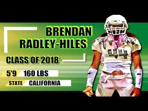 Brendan 'Bookie' Radley-Hiles '18 : IE Ducks 2013
