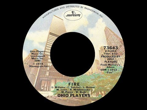 Ohio Players ~ Fire 1974 Funky Purrfection Version