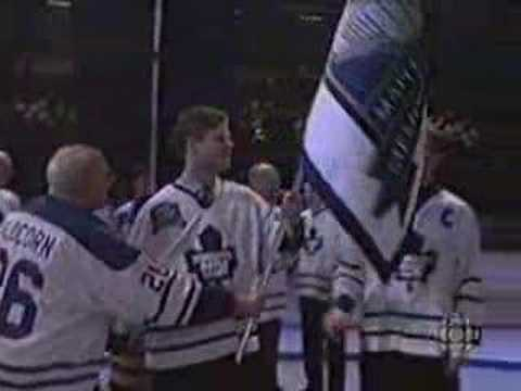 Maple Leaf Gardens - Closing Ceremonies Part 8 of 8