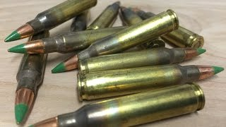 """What is so special about the """"Green Tip"""" Bullet?"""
