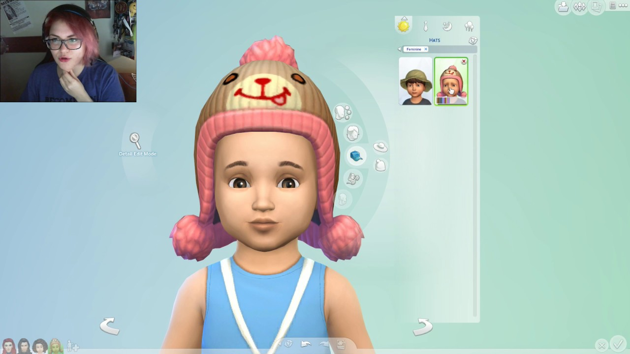 The Sims 4: Toddler Güncellemesi!!! #1 #1