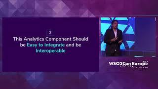 Open Interoperability of WSO2 Analytics Platform, WSO2Con EU 2017