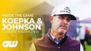 What Brooks Koepka and Dustin Johnson Are Like Behind the Scenes | Claude Harmon III | Golfing World