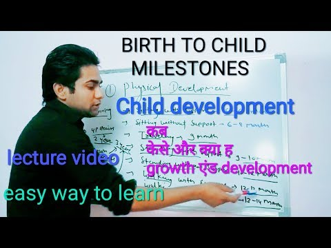 Child milestones | child development | pediatric | child health | Medical helpline
