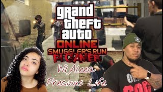 GTA 5 ONLINE| | NEW UPDATES COMING!! W/P1 & ALEEA'S PRECIOUS LIFE| (SUB AND CHILL) ROAD TO 14K