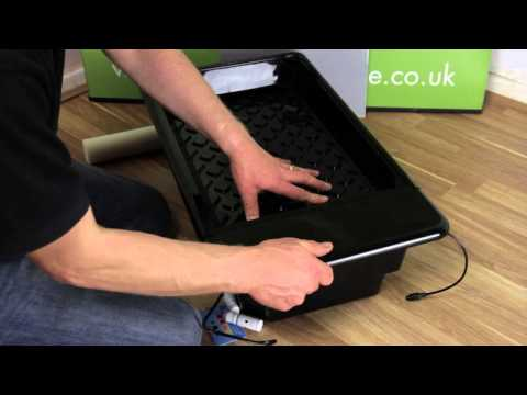How to Set Up NFT Systems with the GT205i | Greens Hydroponics Tutorial
