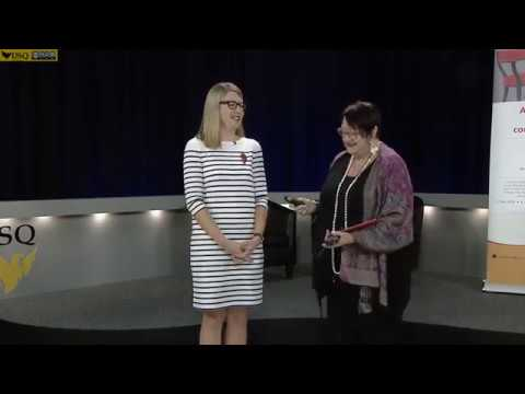 USQ Salon - Associate Professor Cath Ellis