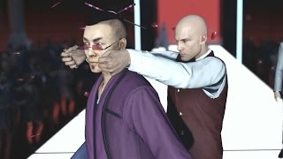 HITMAN - Funny/Brutal Kills Montage #1 | Paris (Target Only)