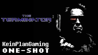 Let's Play THE TERMINATOR (NES) - 60 FPS - One-Shot #7 - Gameplay - KeinPlanGaming