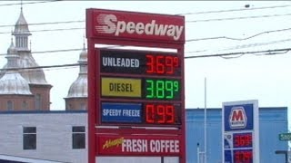 Gas Prices on Daily Rise 2012; Americans Start to Feel Economic Impact