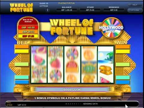 Online Slot Wheel Of Fortune