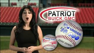 Play Ball with Patriot Buick GMC!