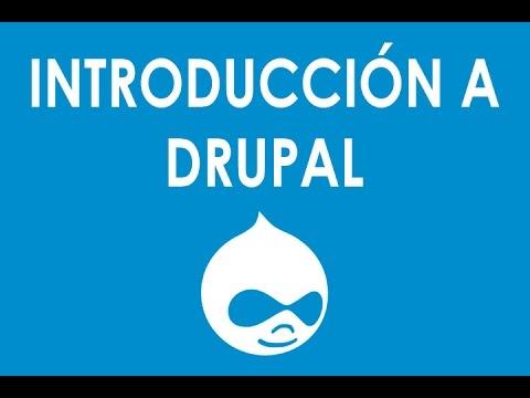 Qué es Drupal y cómo funciona