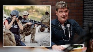 Tomáš Etzler o válečném zpravodajství