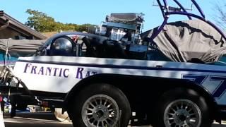 "www.HighPerformanceBoats.net ""FRANTIC RAT""  Injection Fine Tune Day - HPB Drag Boat vid 1 of 2"