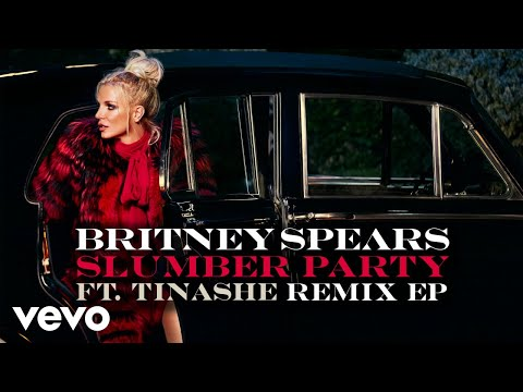 Britney Spears - Slumber Party (Misha K Remix) [Audio] ft. Tinashe