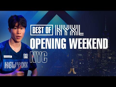 Best Of NYXL Opening Weekend | Overwatch League 2020 Season