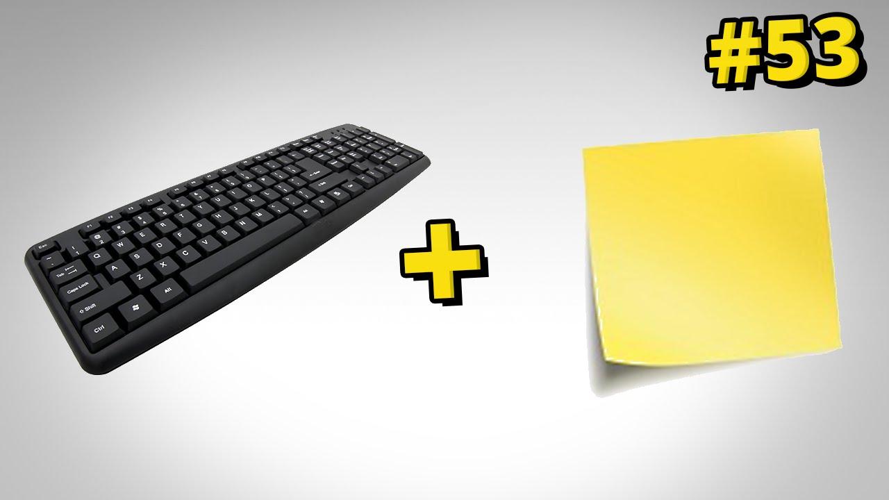 Jak łatwo wyczścić klawiaturę