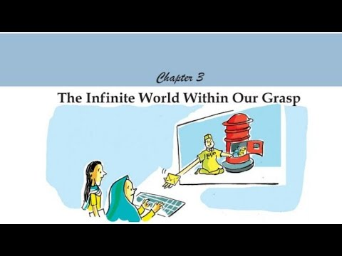 ICT Std:9Chapter3(Part3)The Infinite World Within Our Grasp