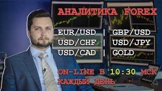 📈Аналитика Forex на сегодня 22.03.2018 в 10:30 (МСК)/Горбунов А.И.