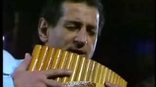 Gheorghe Zamfir - Einsamer Hirte (El pastor solitario)