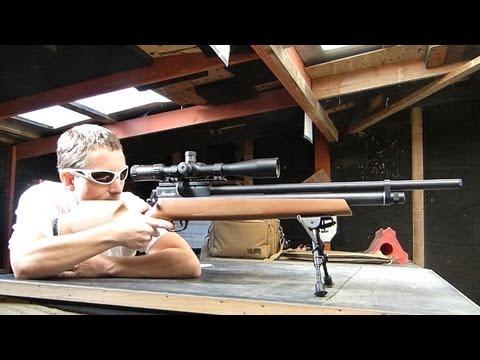 Benjamin Marauder Accuracy Review 100 Yards ( 25) - YouTube