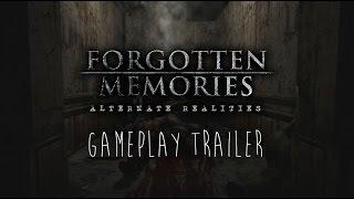 Forgotten Memories: Alternate Realities GAMEPLAY TRAILER