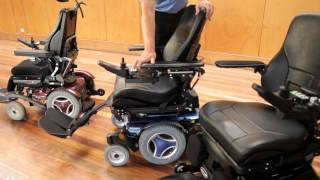What Next - Wheelchair Selection - Power chairs
