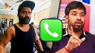 Simbhu - Adhik's leaked phone conversation? | Latest Tamil Cinema News