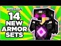 Minecraft: Armor +
