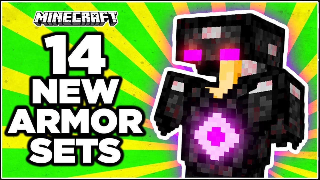 ArmorPlus Mod for Minecraft 1 12 2/1 11 2/1 10 2 | MinecraftSide