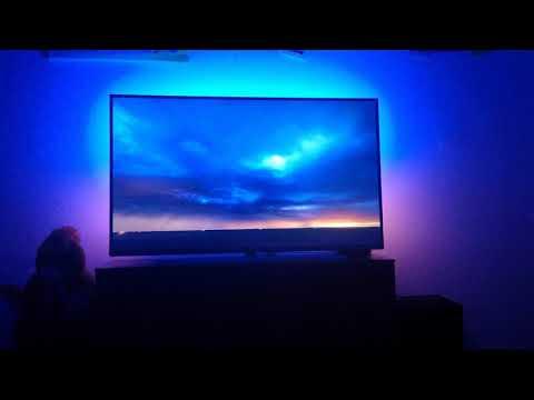 Philips Ambilight Smart Tv Series 6800