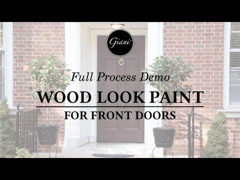 Wooden Front Doors in Farmersville