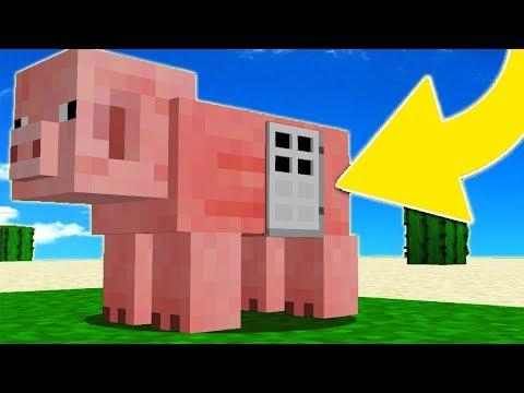 DOMUZUN İÇİNDE YAŞAMAK! (Minecraft SkyMobs #2)