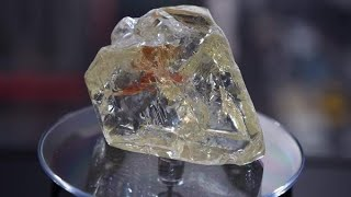 Beelden deze diamant is 6,5 miljoen waard