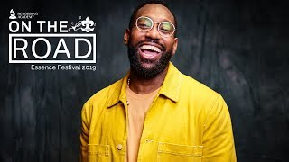 PJ Morton On His History-Making Live Album, Winning A GRAMMY & More | ESSENCE Fest 2019
