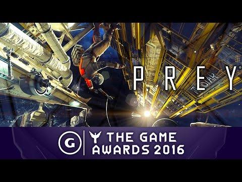 Prey - The Game Awards 2016 Trailer