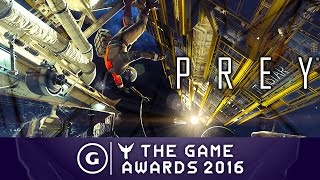 Prey - The Game Awards 2016 Trailer