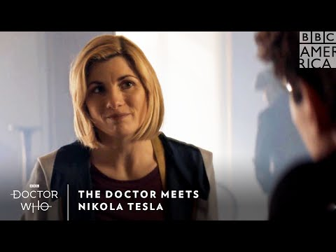 The Doctor Meets Nikola Tesla | Doctor Who | Sundays at 8pm | BBC America