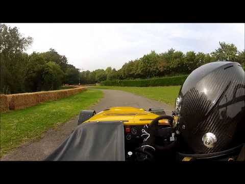Manor Farm Hillclimb - 28th September 2014
