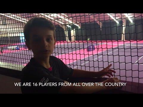 #69 Lucian's LTA tennis camp Pt.2   - tb 2017
