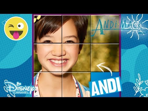 andi-mack-|-7-second-puzzle-challenge-|-official-disney-channel-uk