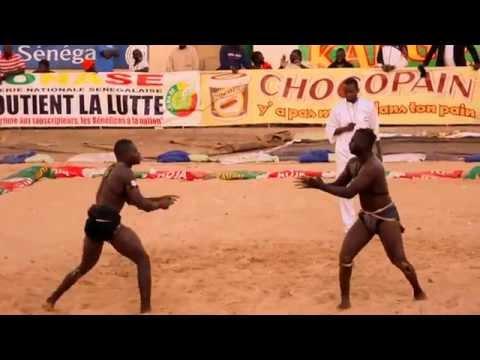 La Lutte - Senegalese Wrestling in Dakar
