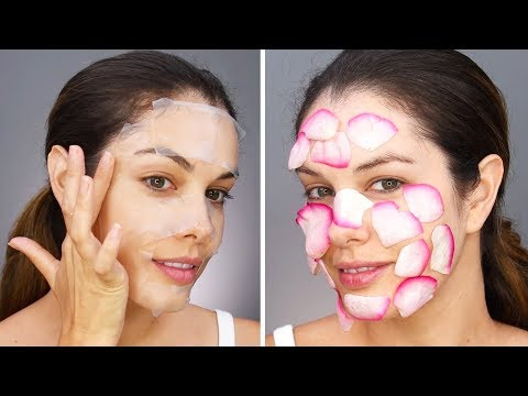 Download Youtube: DIY LIFE HACKS | DIY Face Masks and More Beauty Hacks by Blossom