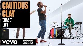 Baixar Cautious Clay - Erase (Live) | Vevo DSCVR Artists to Watch 2020