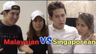 馬來西亞人 Vs 新加坡人來到Jb 的反應 Malaysian Vs Singaporean thumbnail